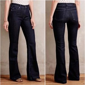 AG Janis High-Rise Flare Jeans NWT